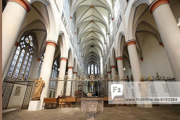 Altenberger Dom  Altenberg  Odenthal  Rheinisch-Bergischer-Kreis  Nordrhein-Westfalen  Deutschland