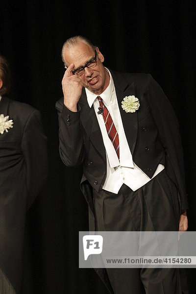 Kabarett- und Comedyshow mit Fritz und Hermann alias Rainer Pause und Norbert Alich  Bergisch Gladbach-Paffrath  Nordrhein-Westfalen  Deutschland