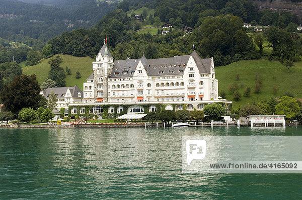 Parkhotel Viznau am Vierwaldstätter See  Kanton Luzern  Schweiz
