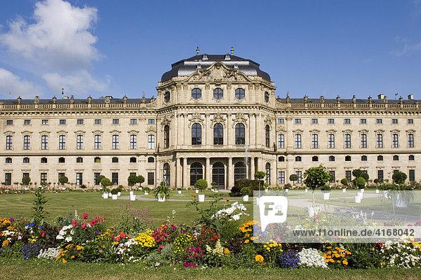 Residenz Würzburg Unterfranken
