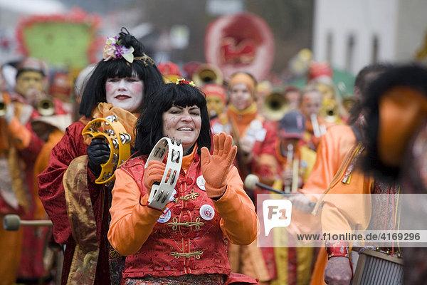 Chinesenfasching in Dietfurt an der Altmühl - Oberpfalz Bayern