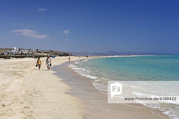 Risco del Paso - Playa de Sotavento   Jandia   Fuerteventura   Kanarische Inseln