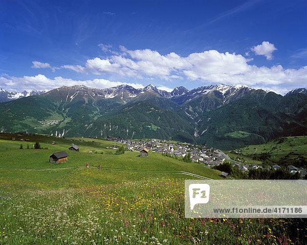 Fiss  Tirol  Österreich