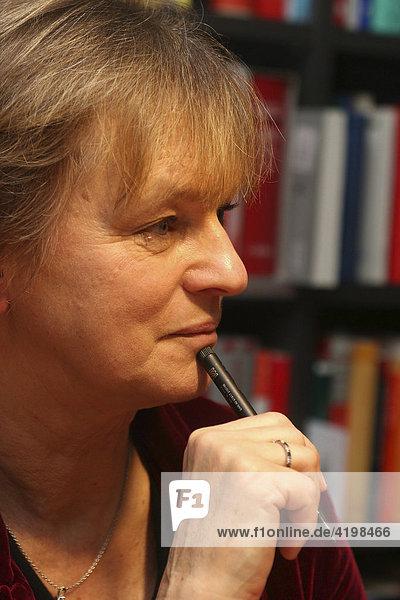 Author Elke Heidenreich