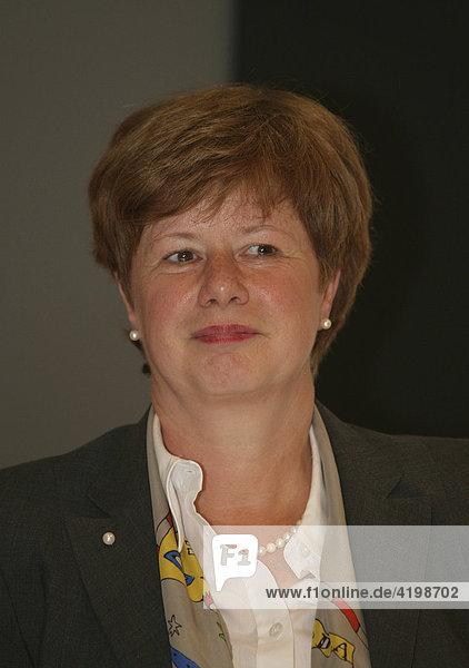 Dr Iris Henseler-Unger   Vizepräsidentin Bundesnetzagentur