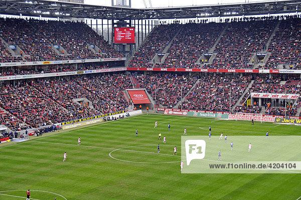 Rheinenergie-Stadion  Köln  Nordrhein-Westfalen  Deutschland  Europa Rheinenergie-Stadion, Köln, Nordrhein-Westfalen, Deutschland, Europa
