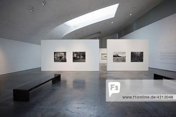 Finland  Helsinki  Museum of Contemporary Art Kiasma  upper gallery