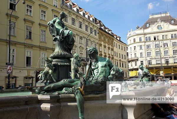 -Resting in Source- Wien (Austria).