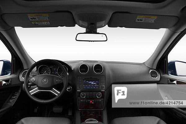grau Lenkrad Daimler-Chrysler Benz Mittelkonsole Armaturenbrett