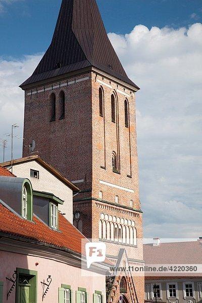 Estonia  Southeastern Estonia  Tartu  St John´s Church