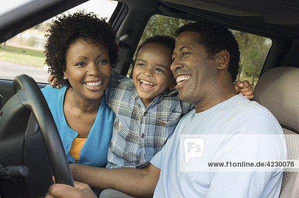 Auto und Familie