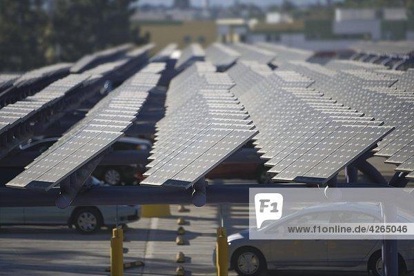 Anordnung Photovoltaik