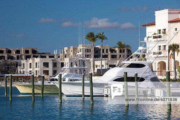 Dominican Republic  Punta Cana Region  Punta Cana  Punta Cana marina