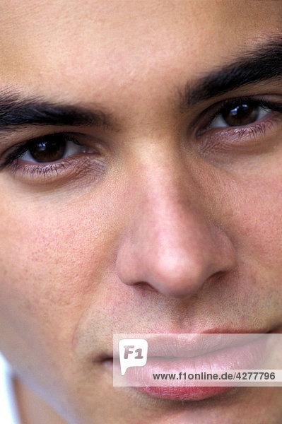 Mann close up