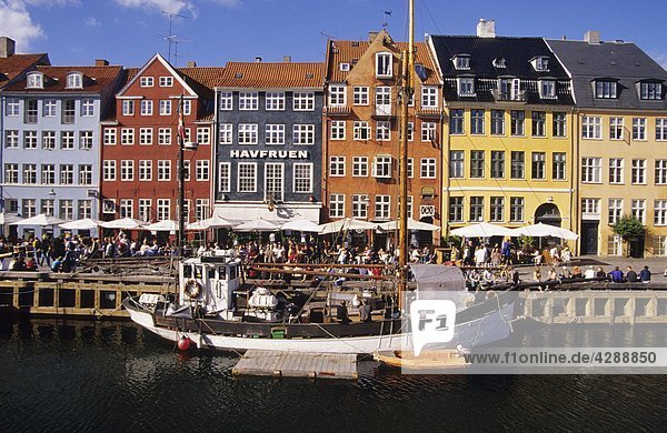 Restaurant in Nyhavn