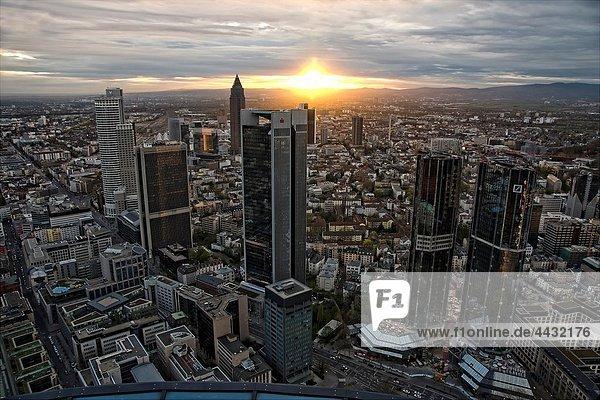Skyline Skylines Deutschland Hessen Skyline,Skylines,Deutschland,Hessen