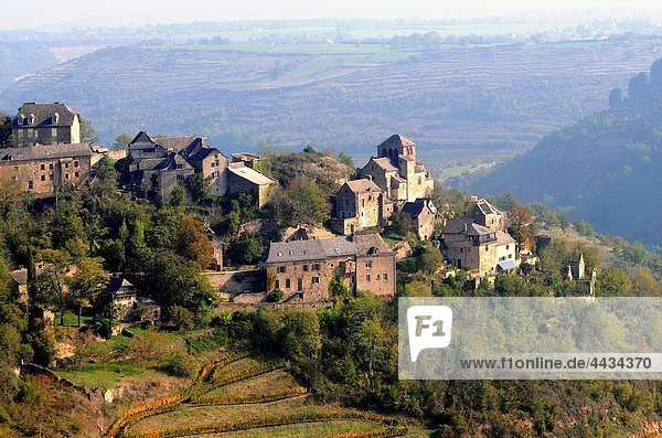 Frankreich Aveyron