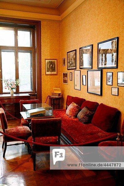 Sigmund Freud Museum  Vienna Austria