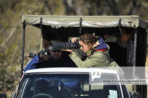 Afrika  Botswana  Moremi Game Reserve