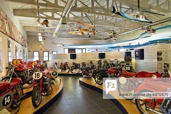 Motorrad Italien Lombardei