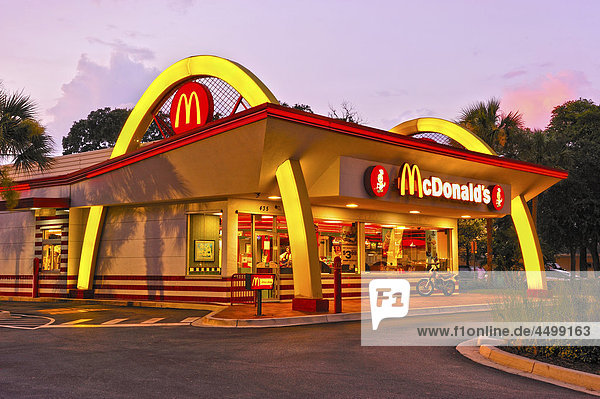 abend amerika atlantic beach fast food florida. Black Bedroom Furniture Sets. Home Design Ideas