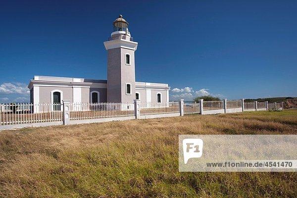 Puerto Rico  West Coast  Cabo Rojo  Cabo Rojo lighthouse.
