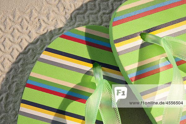 Strandschuhe  Flip-Flops