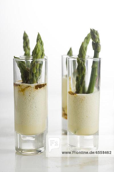 Spargel mit citrus Mayonnaise  / Mit Englischsprachigem Rezept Spargel mit citrus Mayonnaise, / Mit Englischsprachigem Rezept