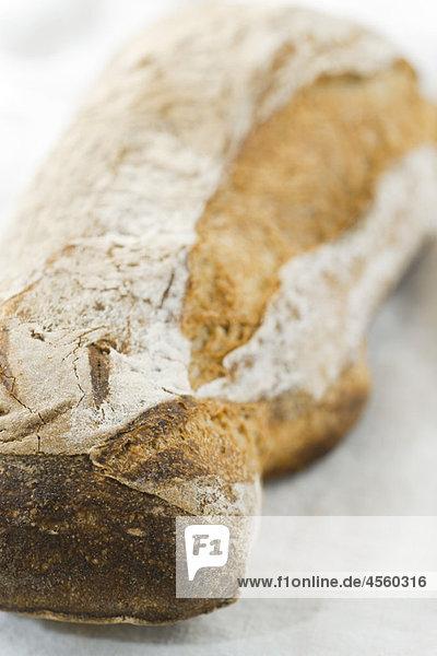 Laib frisches Brot