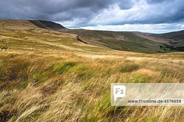 Fan Hir Brecon Beacons National Park Wales UK Europe