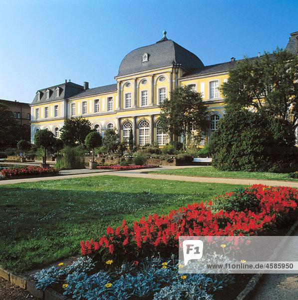 Poppelsdorf Castle  Bonn  North Rhine-Westphalia  Germany