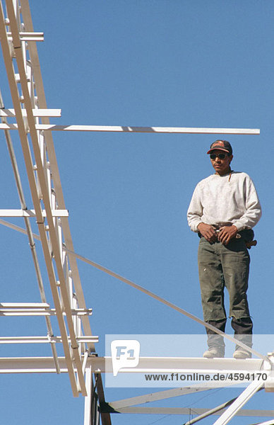 Construction. Mexico.