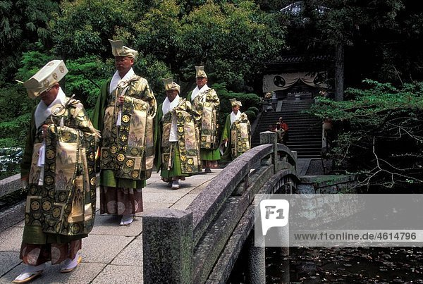 Jodo bouddhist sect  Chion-in temple  Kyoto  Japan