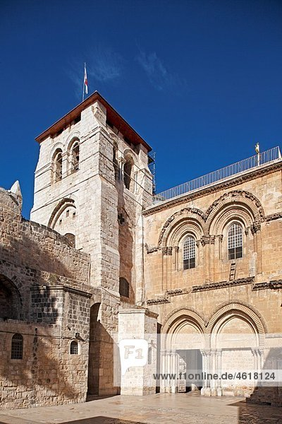 Israel Jerusalem Church of the Holy Sepulchre