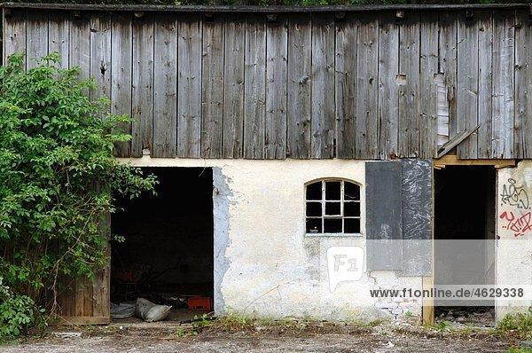 Deutschland  München  Blick auf das alte Haus