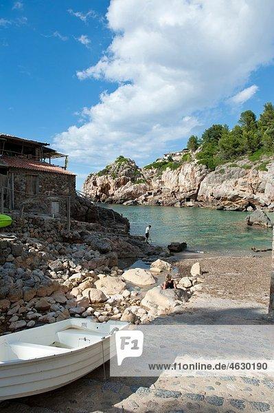 Spanien  Mallorca  Mann und Frau im Urlaub