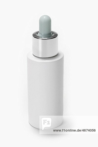A dropping bottle for cosmetics