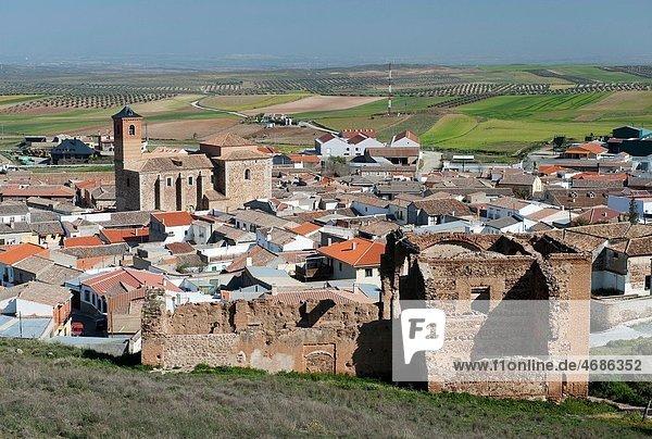 Almonacid of Toledo    Toledo´s province  Castile la mancha  spain