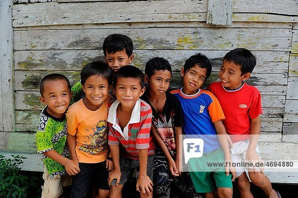 Kampung Semparuk  Western Kalimantan  Indonesia