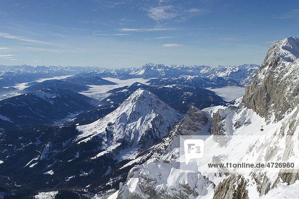 Dachstein  Steiermark  Österreich  Europa