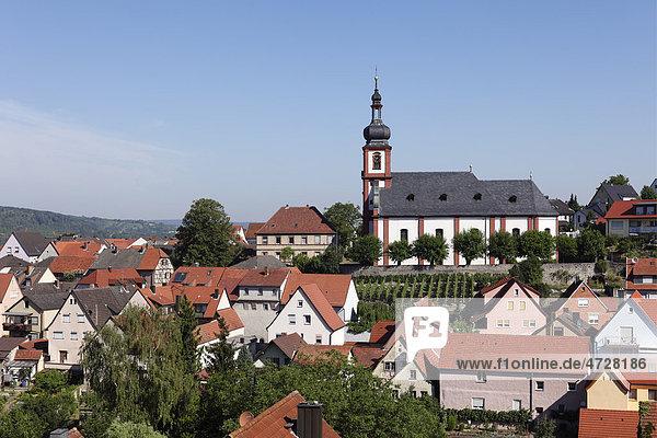Retzbach  Mainfranken  Unterfranken  Franken  Bayern  Deutschland  Europa