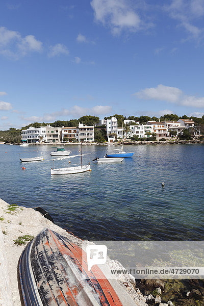 Portopetro  Majorca  Balearic Islands  Spain  Europe
