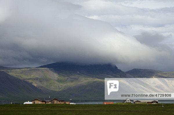 Near Arnarstapi  SnÊfellsnes peninsula  Iceland  Europe