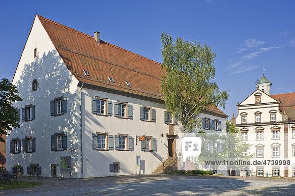 Ehemaliges Herrenhaus Kloster Kirchberg  Sulz am Neckar  Schwarzwald  Baden-Württemberg  Deutschland  Europa