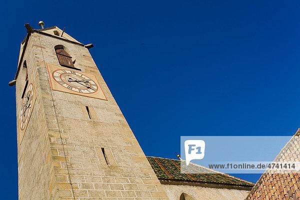 Kirchturm  Altenburg  Kaltern  Südtirol  Italien  Europa Kirchturm, Altenburg, Kaltern, Südtirol, Italien, Europa