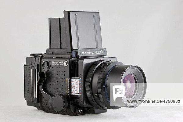 Mamiya RZ Pro  Mittelformat-Kamera
