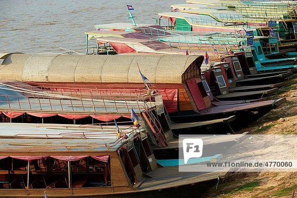 Southeast Asia  Cambodia  Tonle Sap lake  Biosphere reserve of UNESCO in 1997  floating vietnamien village