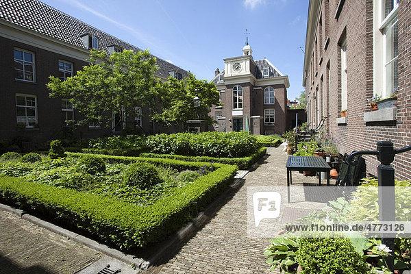 Hof von Brienen  Prinsengracht  Amsterdam  Holland  Niederlande  Europa