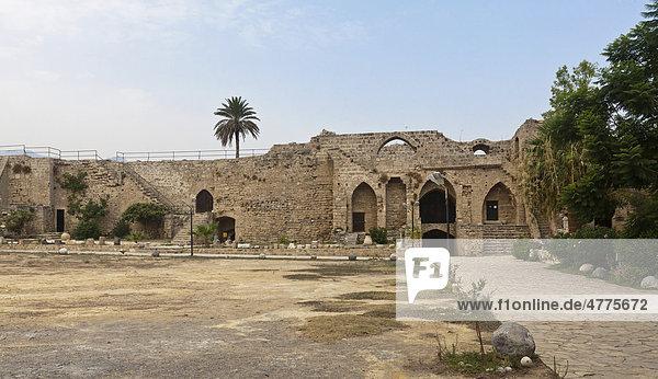 Die Festung von Kyrenia  Girne  Nordzypern  Zypern