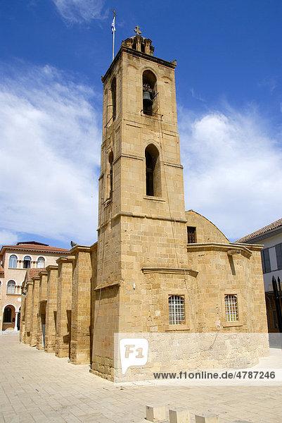Griechisch-orthodoxes Christentum  Kirche Agios Ioannis  Johannes-Kathedrale  Johanniskirche  Nikosia  Nicosia  Lefkosia  Südzypern  Republik Zypern  Mittelmeer  Europa